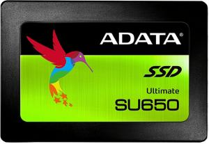 Накопитель SSD A-Data SATA III 480Gb ASU650SS-480GT-R Ultimate SU650 2.5