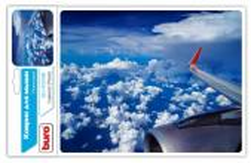 Buro BU-R51748 рисунок/самолет