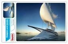 Buro BU-R51753 рисунок/яхта