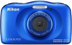 Nikon CoolPix W150 синий 13.2Mpix Zoom3x 2.7