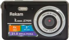 Rekam iLook S959i черный 21Mpix 3