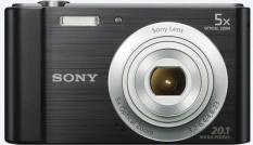 Sony Cyber-shot DSC-W800 черный 20.1Mpix Zoom6x 2.7